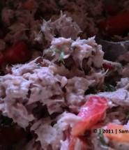 Thunfischcreme mit Gemüse
