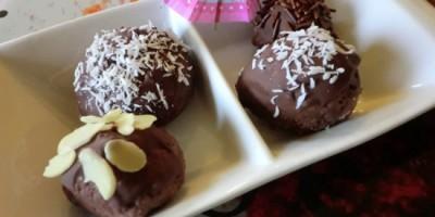 gescheiterter Rumkuchen in Cake-Ball-Gewand