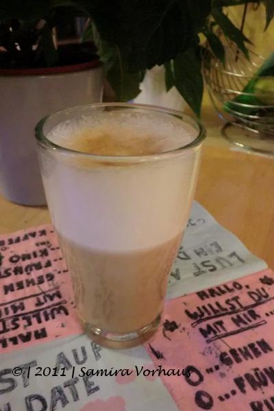 Mandel Latte Macchiato