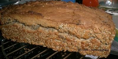 Vollkorn-Körner Brot