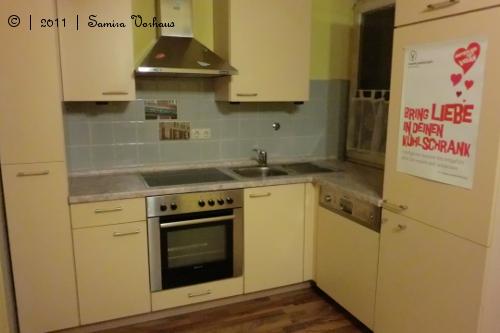 Die Kochweltküche