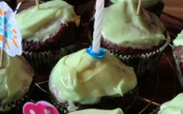 Guinness Cup-Cake