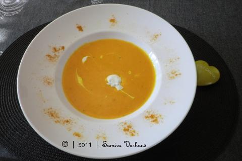 Hokkaido-Creme-Suppe