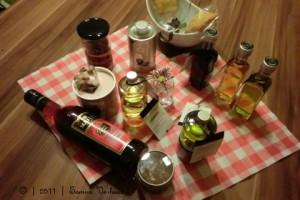 Öle und Essige