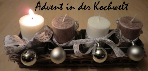 Advent in der Kochwelt