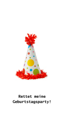 Rettet Alice Geburtstagsparty