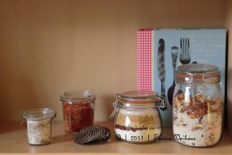 Geschenke aus der Küche - Keksmischung - VeggieKochwelt