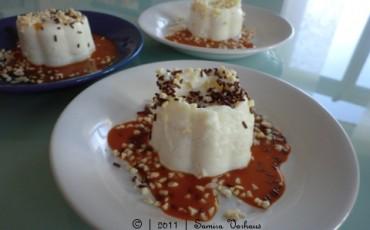 Pudding-Törtchen