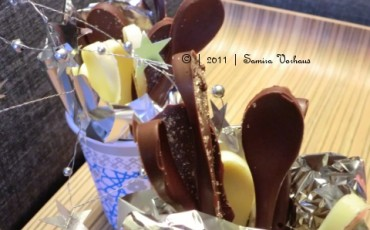 Schokoladen-Löffel