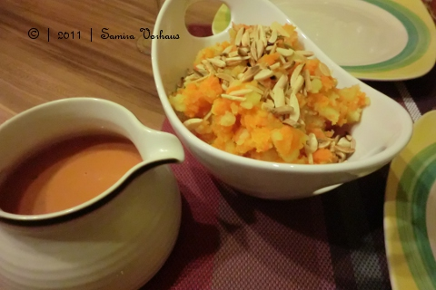 Möhren-Kartoffel-Gemüse
