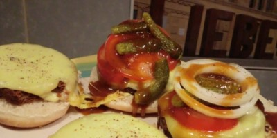 Veggie Fan Burger