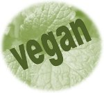 Vegan-Button