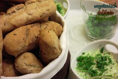 Vorspeise: Bayrischer Abend - Brotstangerl