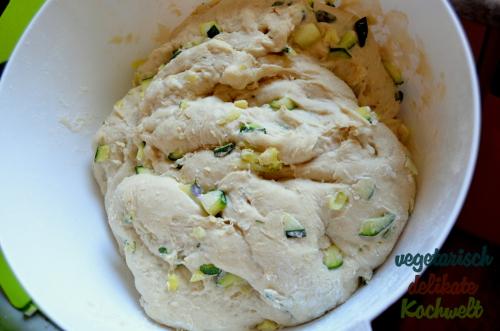 Ingwer-Zucchini-Brot