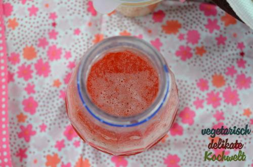 Erdbeer-Vodka