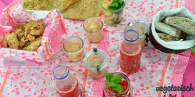 Picknicken am See
