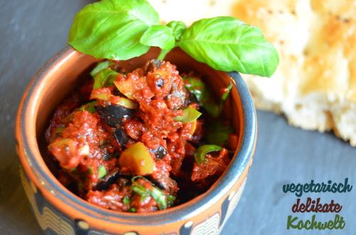 frische freitag oliven tomaten dip veggiekochwelt. Black Bedroom Furniture Sets. Home Design Ideas