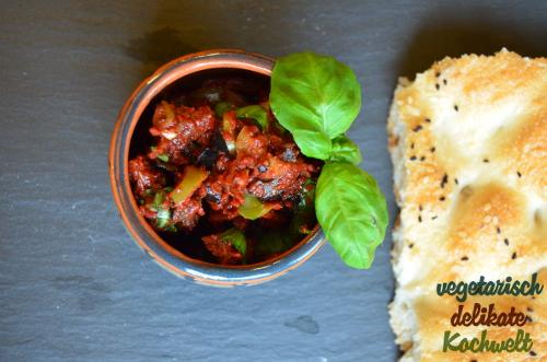 Oliven-Tomaten-Dip