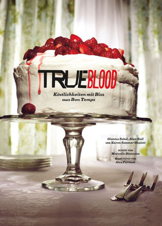 True Blood - das Kochbuch