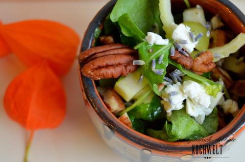 Salat aus Sommergemüse aus Kings Landing