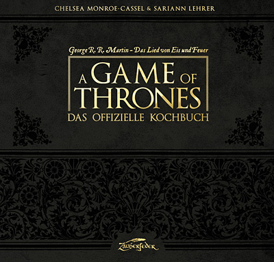 a game of thrones das Kochbuch