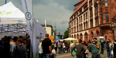 Vegan-Street-Day 2013 in Dortmund