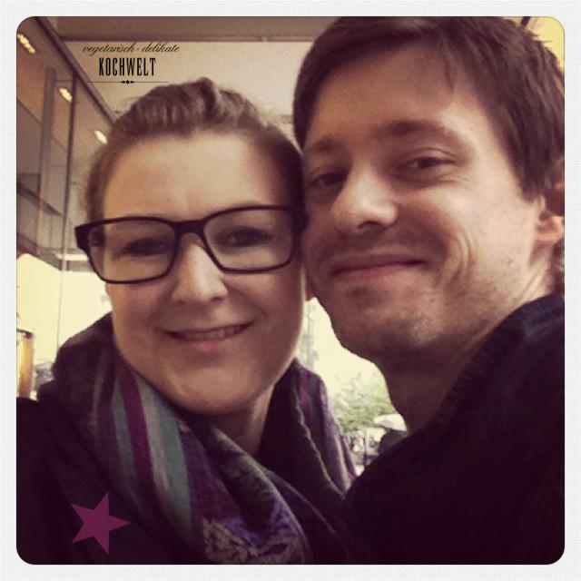 Und hier sind wir beide noch einmal :-)