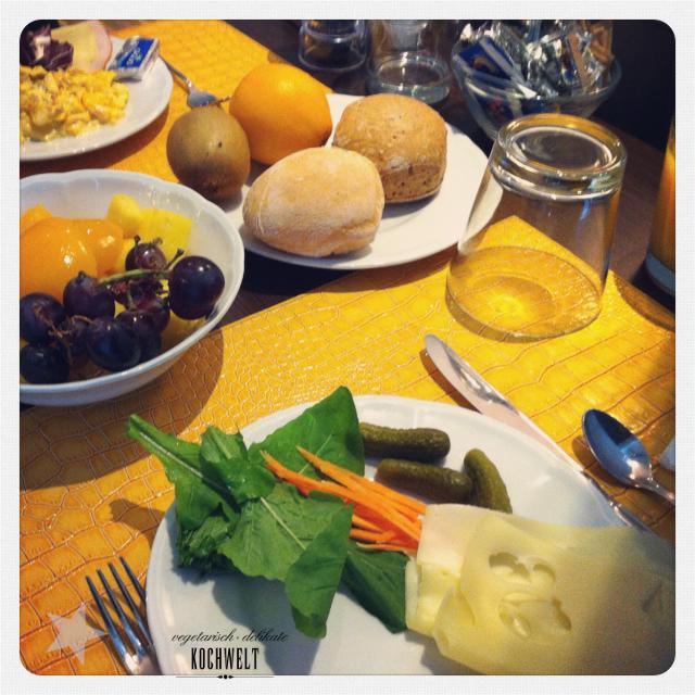 Frühstücken in Mailand