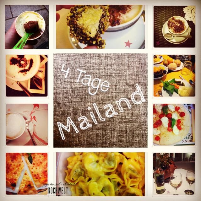 Mailand im Oktober 2013