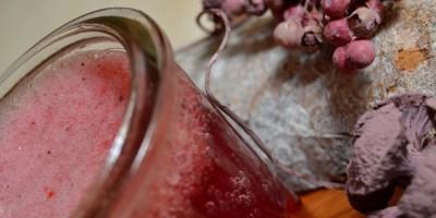 Erdbeerschorle oder doch flüssige Kinderzahnpasta?