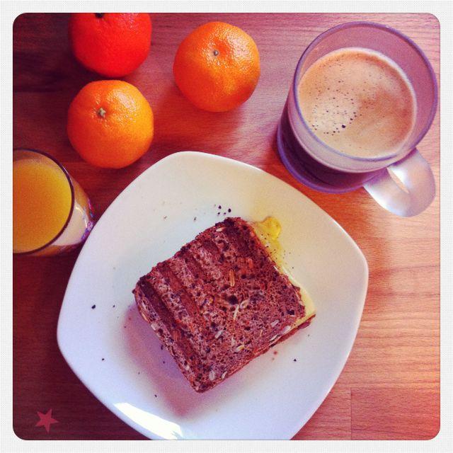 Frühstücken im Urlaub