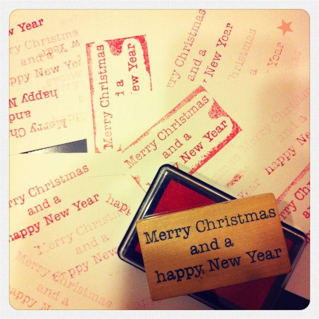 Frohe Weihnachten und einen gutes neues Jahr!