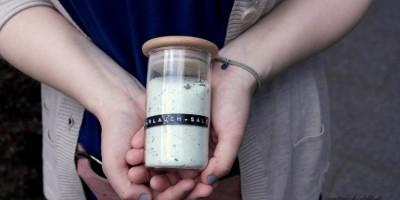 Gewürz: Bärlauch-Salz