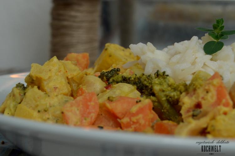 Tofucurry-Madras