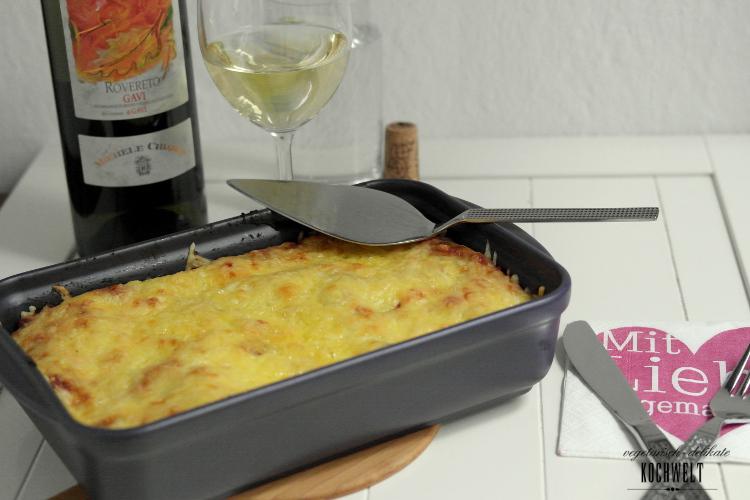 vegetarische-Lasagne-mit-Wein