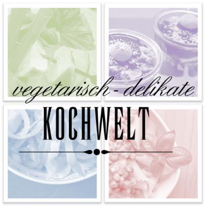 die Veggiekochwelt - war die Vegetarisch-delikate Kochwelt