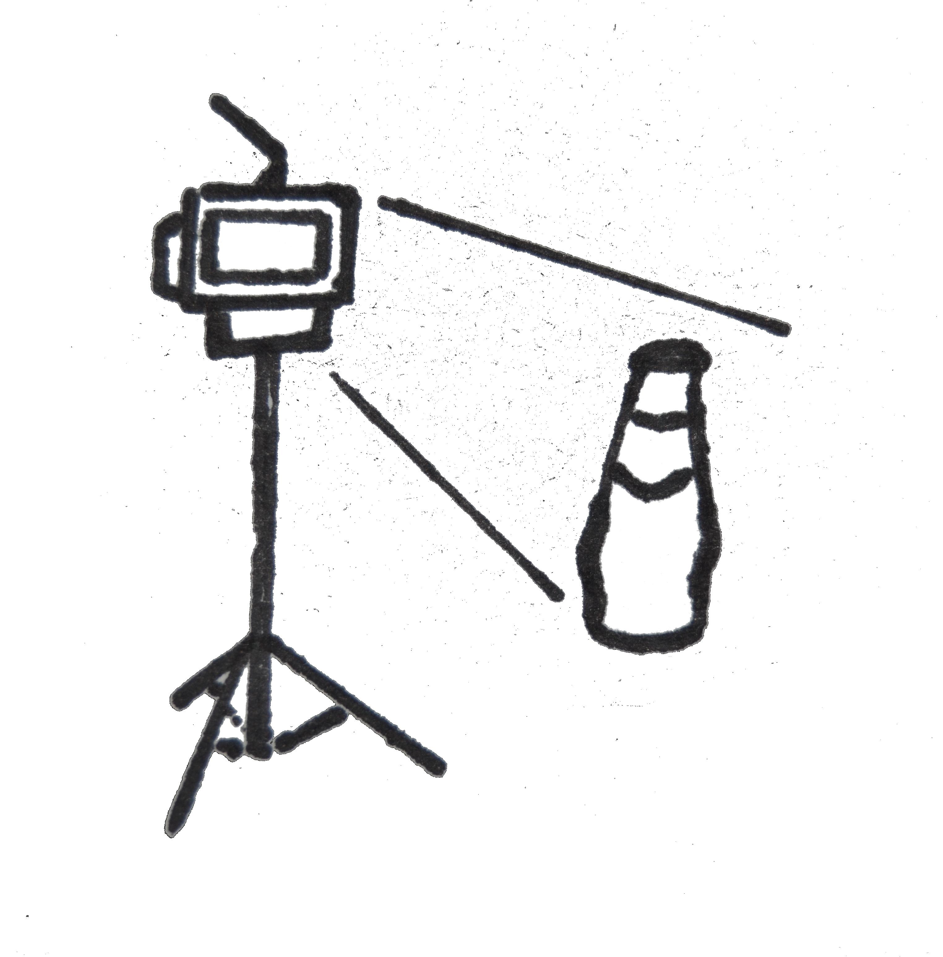 Logo Baustrahler & Ginger Ale