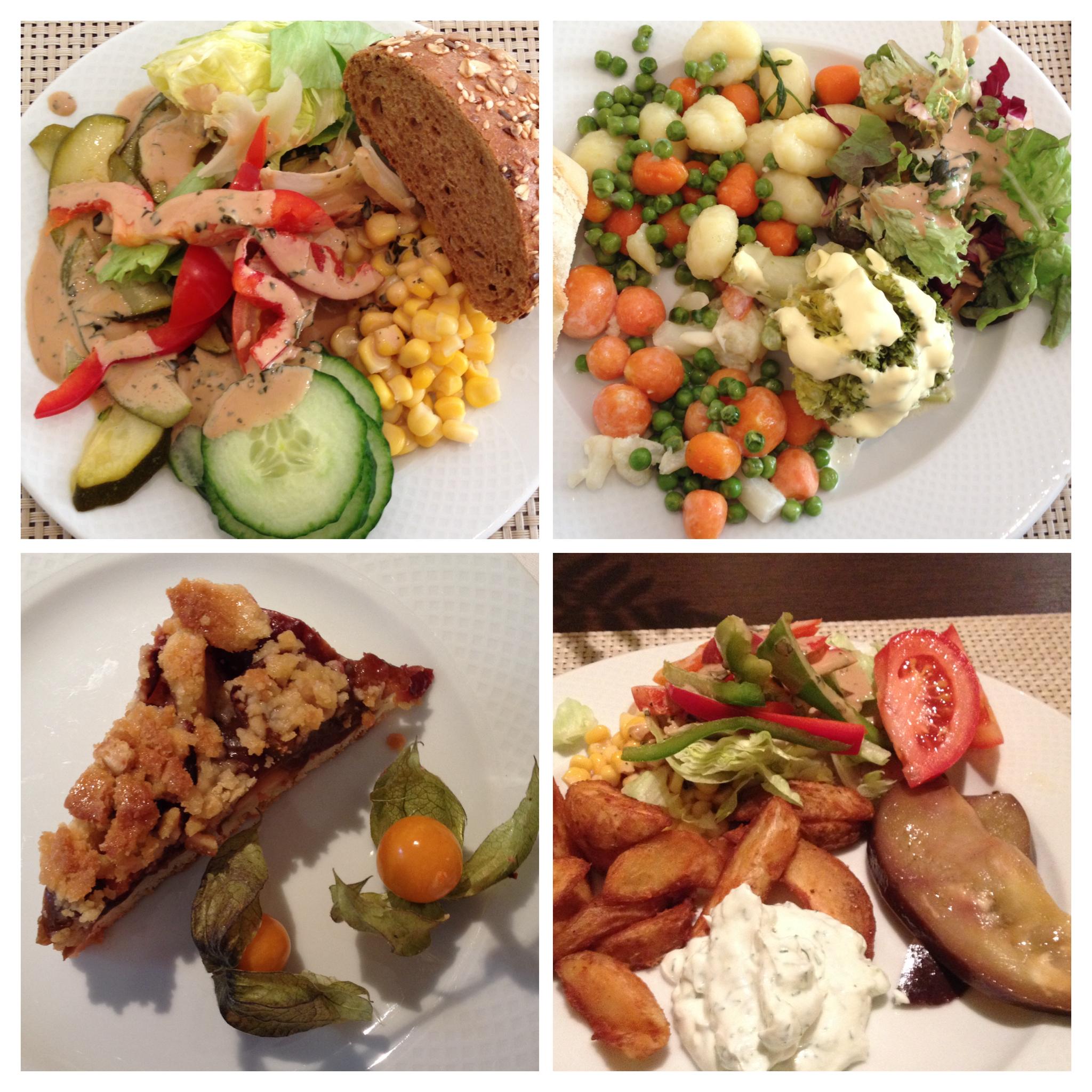 Essen aus dem Ramada in Bochum