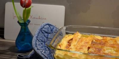 Gemüse-Lasagne