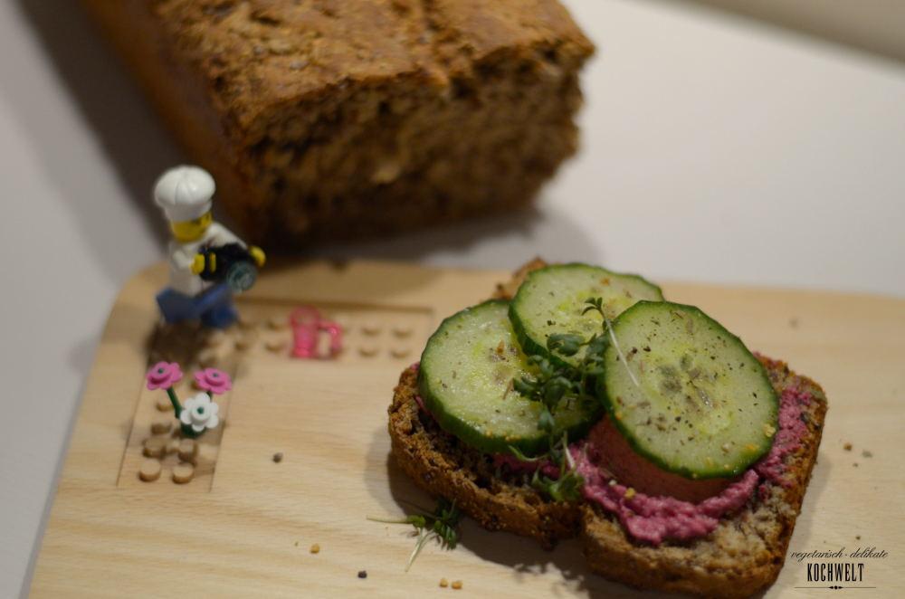 Quinoa-Brot mit Biss