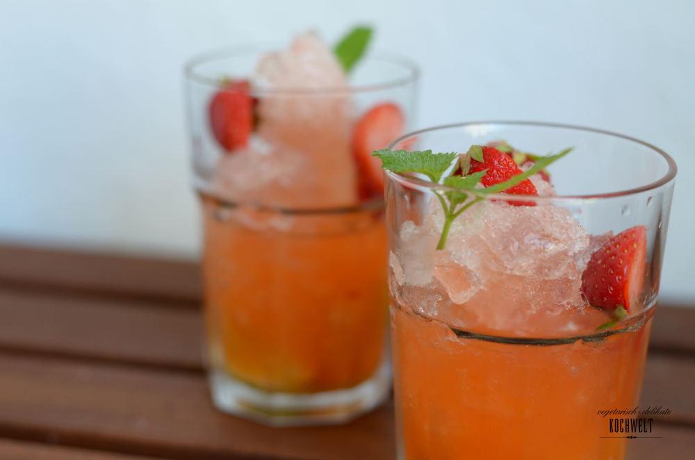Erdbeer-Smash
