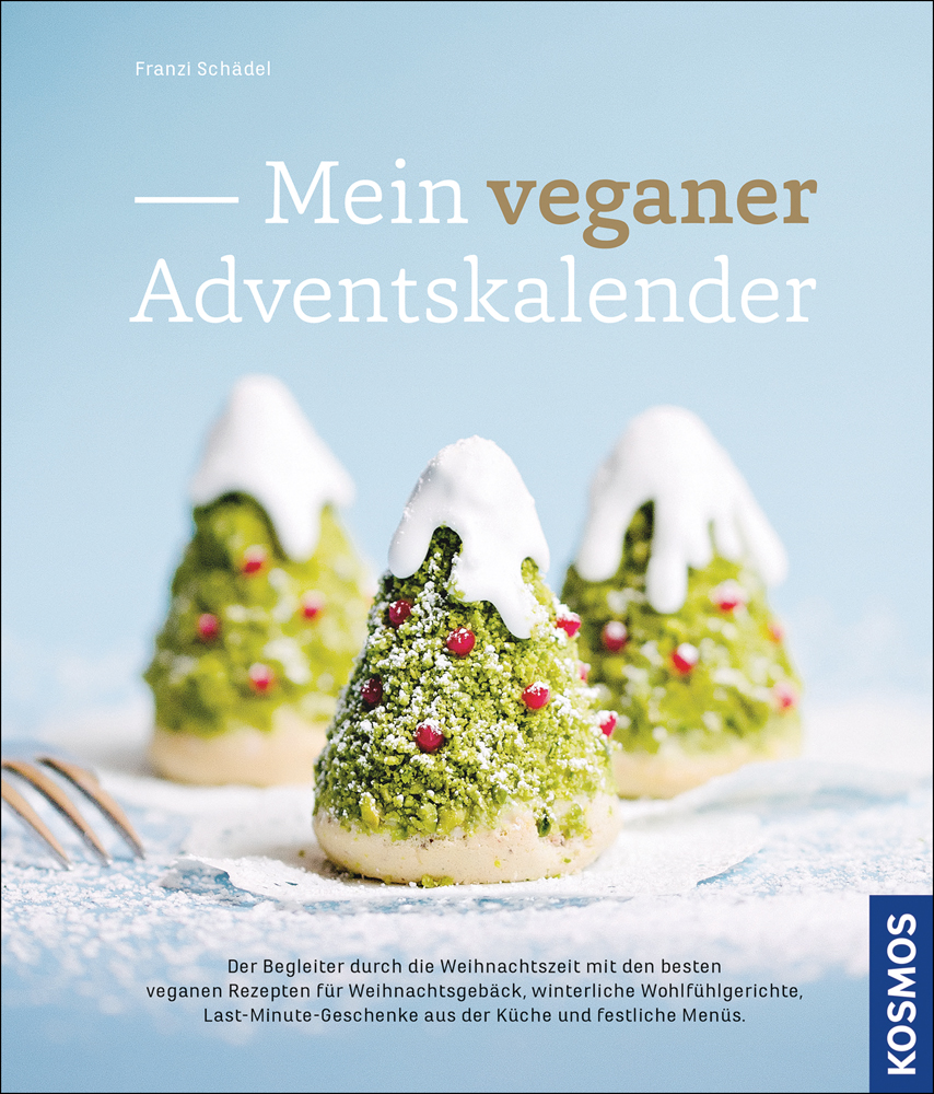Cover - Mein veganer Adventskalender