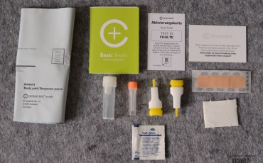Cerascreen - Basic Test auf Lebensmittelunverträglichkeiten