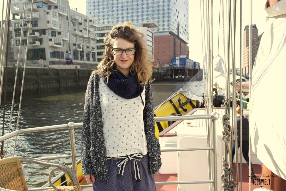 Hamburg - Dumont Verlag - Kochveranstaltung - Samira und das Boot