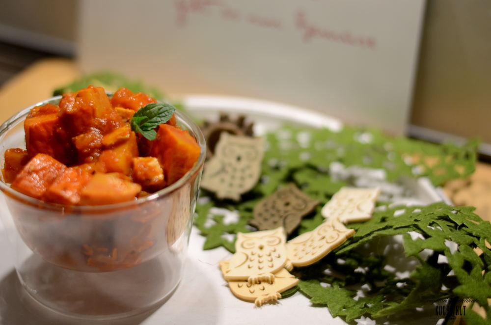 Hokkaido-Eintopf und wie daraus eine Pasta-Sauce wurde