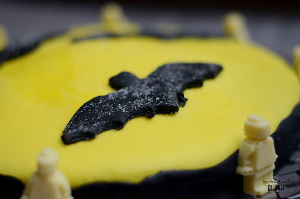 Batman-Guinness-Kuchen