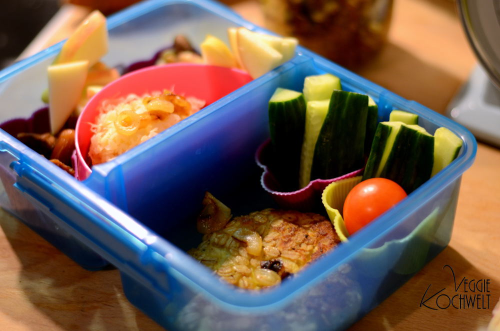 Burger-Lunchbox