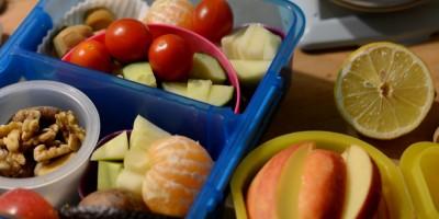 Lunchboxideen - ein anfang I