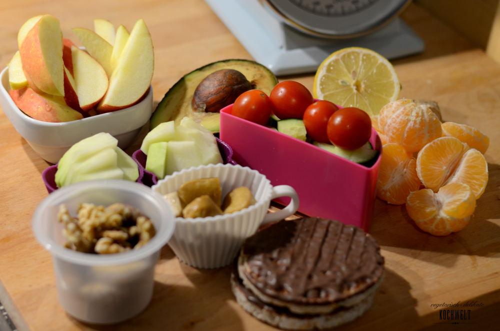 Lunchboxideen - ein anfang II