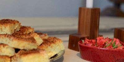 Kokos-Buttermilch-Kuchen